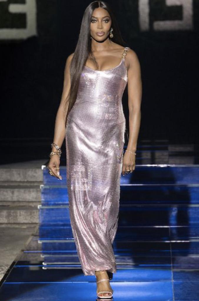 Fendace Versace y Fendi the swap colección milan fashion week semana de la moda en milan